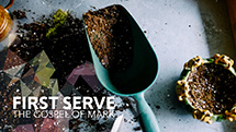 First Serve: Studies In Mark